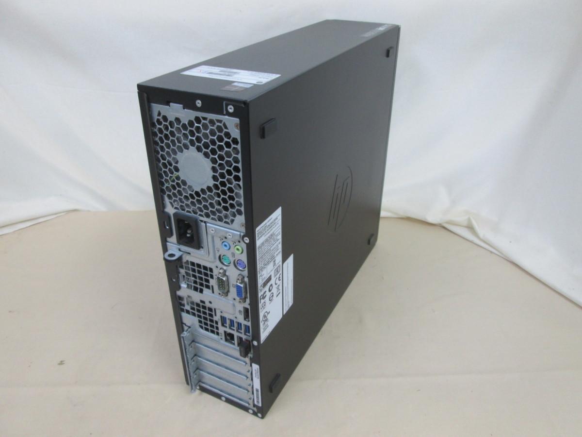 HP Compaq Pro 6300 SFF Core i3 3220 3.3GHz 8GB 240GB 爆速SSD(新品) Win10 64bit Office Wi-Fi [78186]_画像2