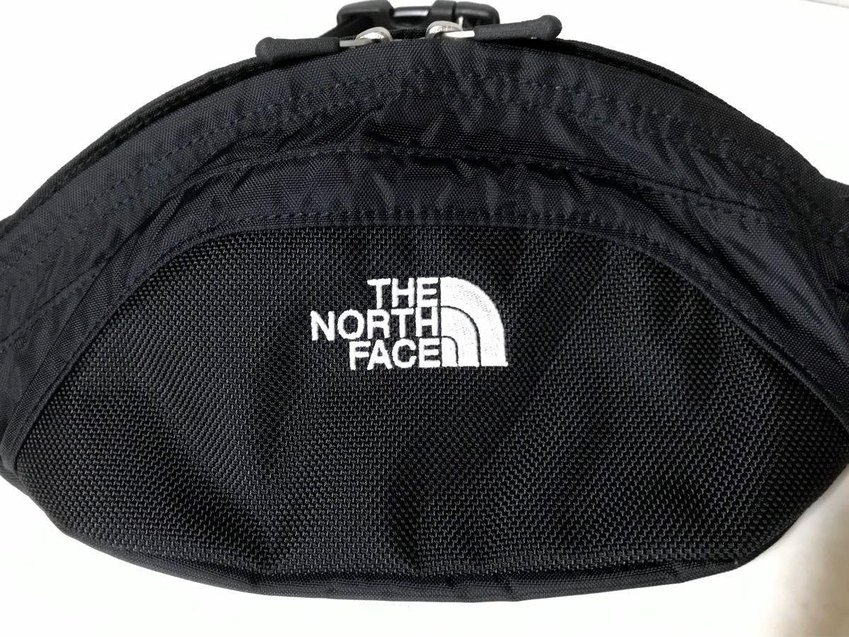 THE NORTH FACE ウエストバッグ ウエストポーチ グラニュール 黒