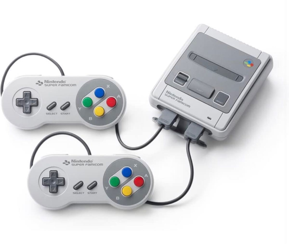 Nintendo ニンテンドークラシックミニ スーパーファミコン 任天堂