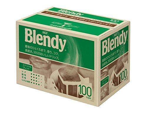 AGF ブレンディ レギュラーコーヒー ドリップパック スペシャルブレンド 100袋 【 ドリップコーヒー 】_画像2