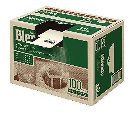 AGF ブレンディ レギュラーコーヒー ドリップパック スペシャルブレンド 100袋 【 ドリップコーヒー 】_画像1