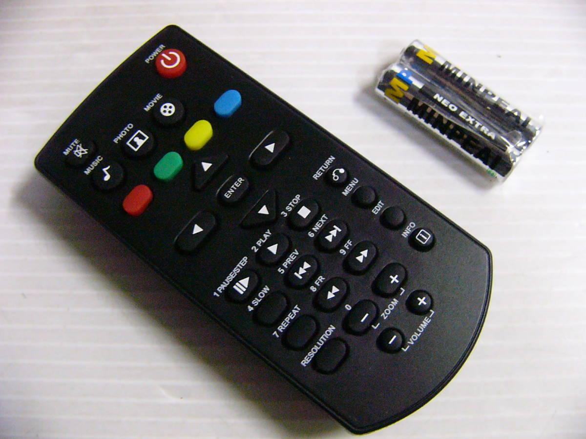 未使用 1080P HD マルチメディアプレーヤー_画像2