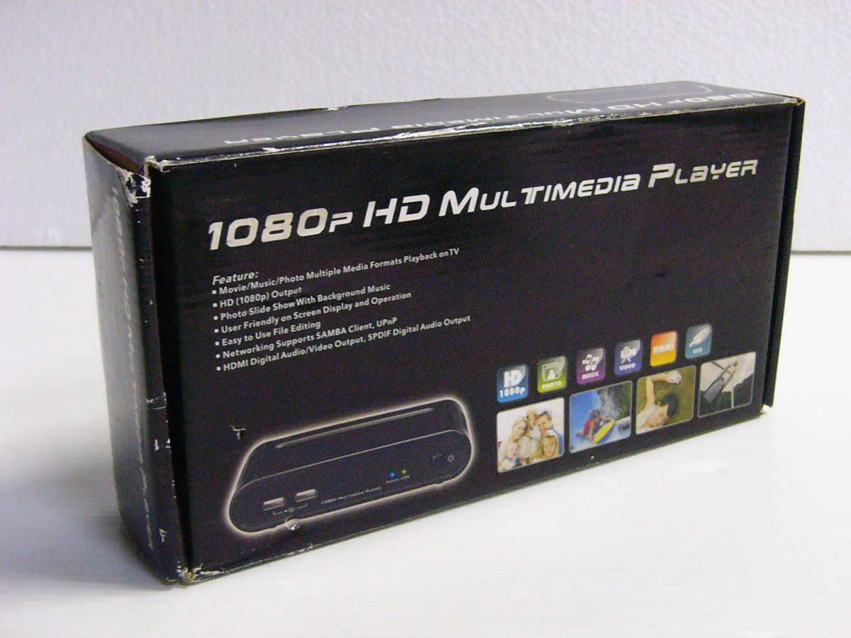 未使用 1080P HD マルチメディアプレーヤー_画像9