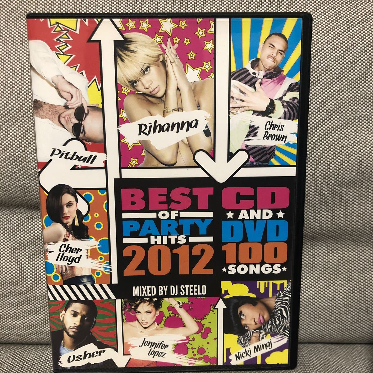 BEST of PARTY HITS 2012 DJ STEELO