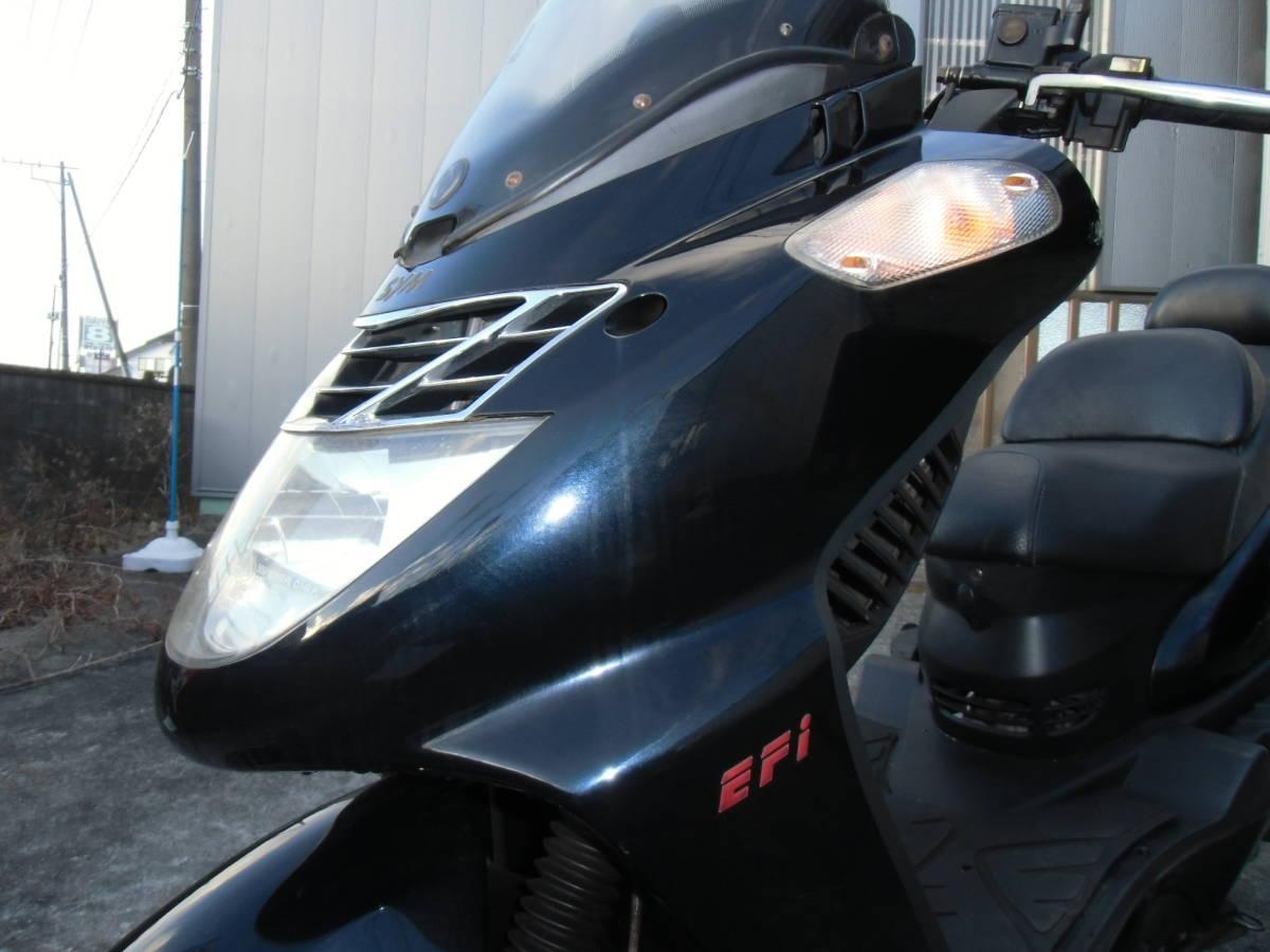 SYM RV125FI(RV125EFI) 125cc 原付二種 福島発!_画像8