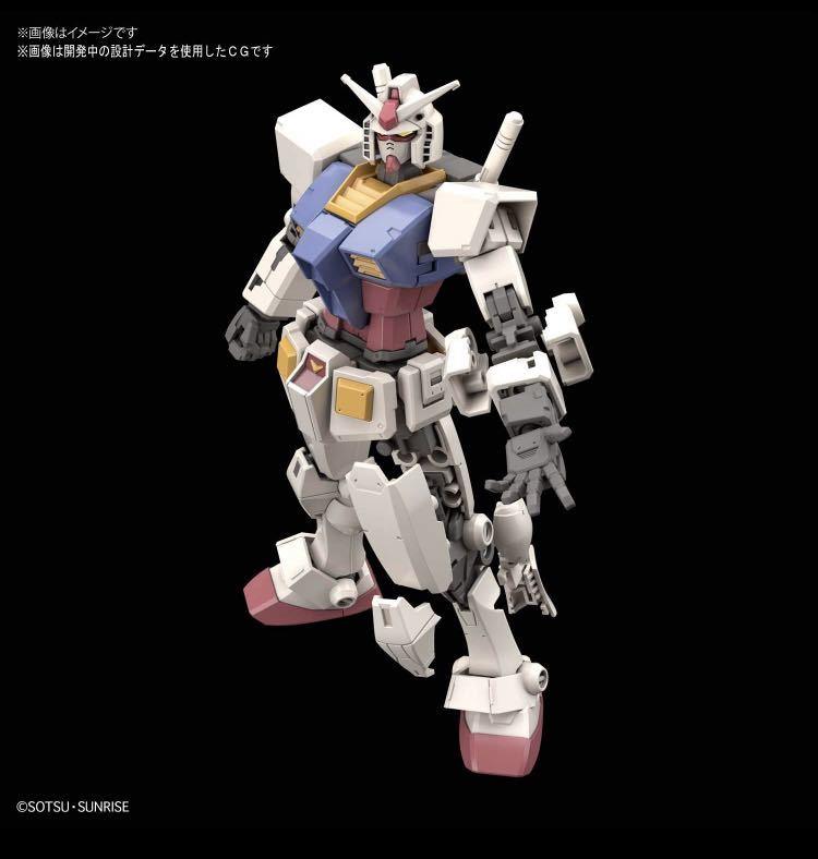 HG 機動戦士ガンダム RX-78-2 ガンダム [BEYOND GLOBAL] 1/144スケール 色分け済みプラモデル 未使用未組立_画像2