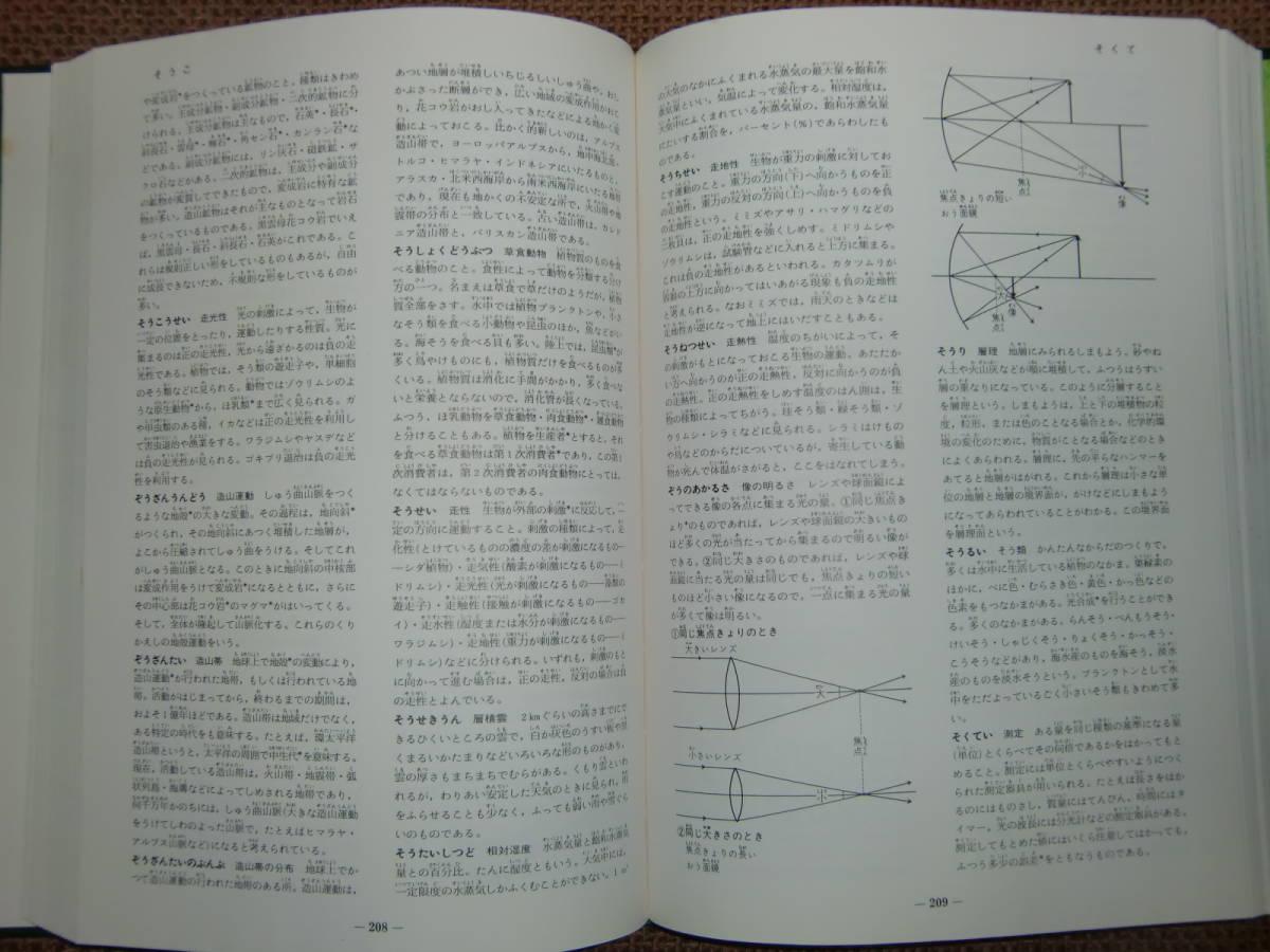 ◇ 学習百科大事典 ACADEMIA アカデミア 16「教科用語辞典」 昭和58年_画像5