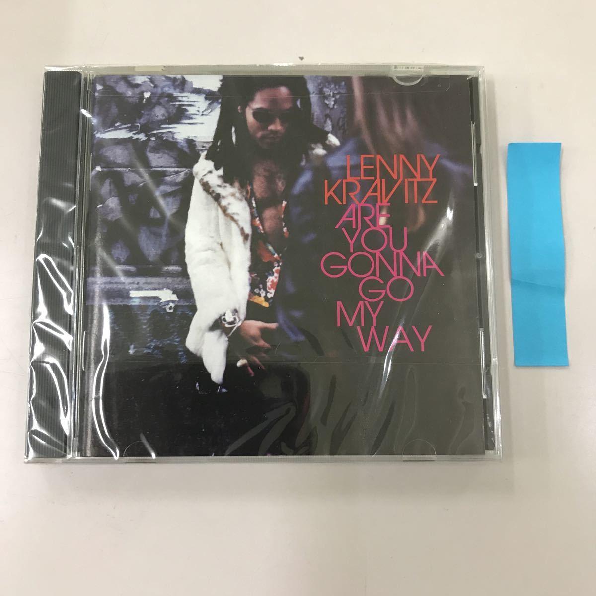 CD 輸入盤未開封【洋楽】長期保存品 KRAVITZ.LENNY