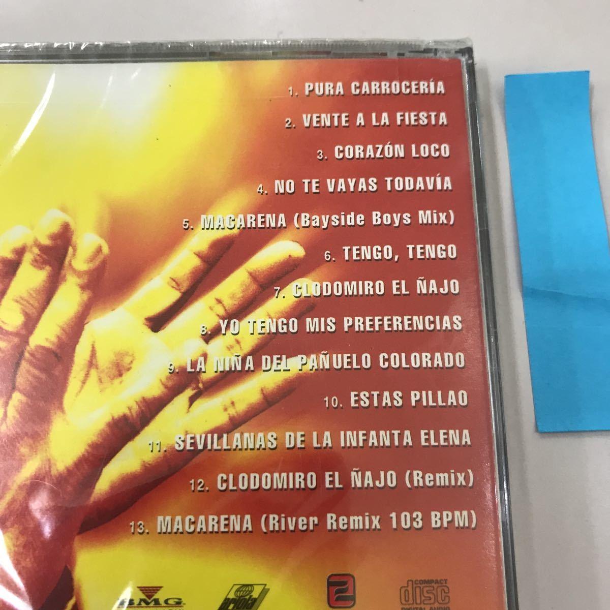 CD 輸入盤未開封【洋楽】長期保存品 LOS DEL RIO