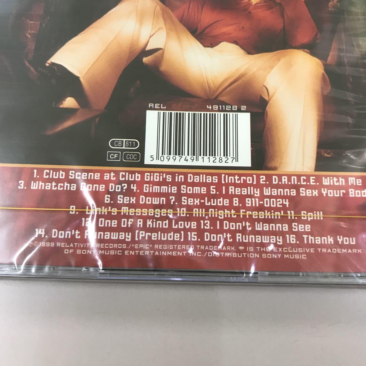 CD 輸入盤未開封【洋楽】長期保存品 LINK SEX DOWN