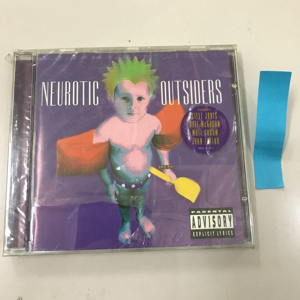 CD 輸入盤未開封【洋楽】長期保存品 NEUROTIC OUTSIDERS