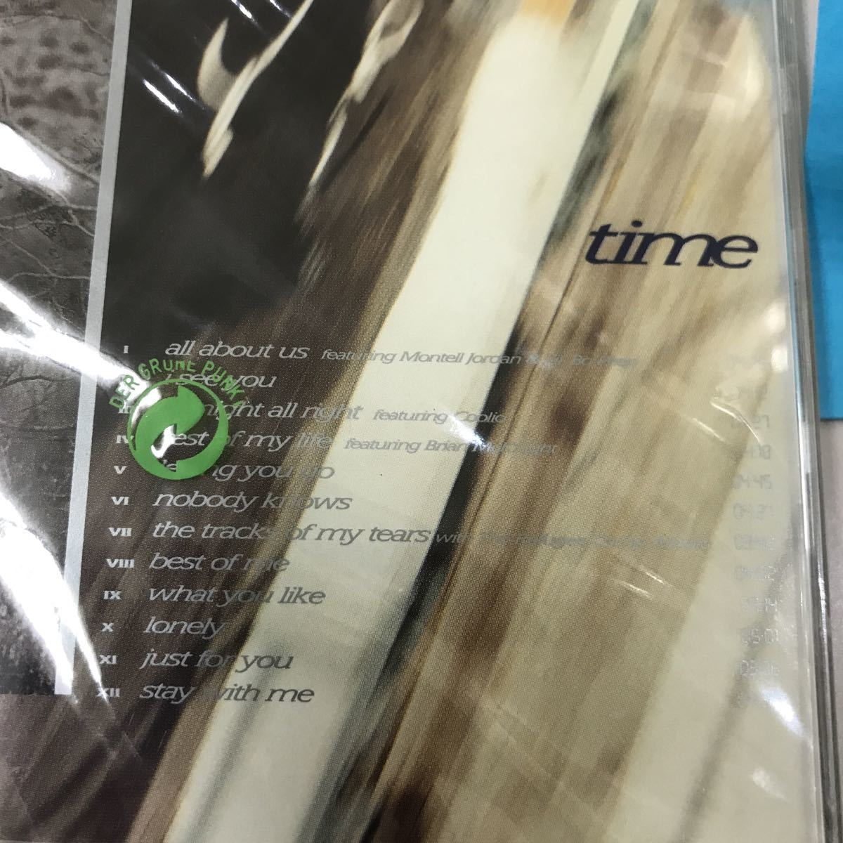 CD 輸入盤未開封【洋楽】長期保存品 PETER ANDRS time