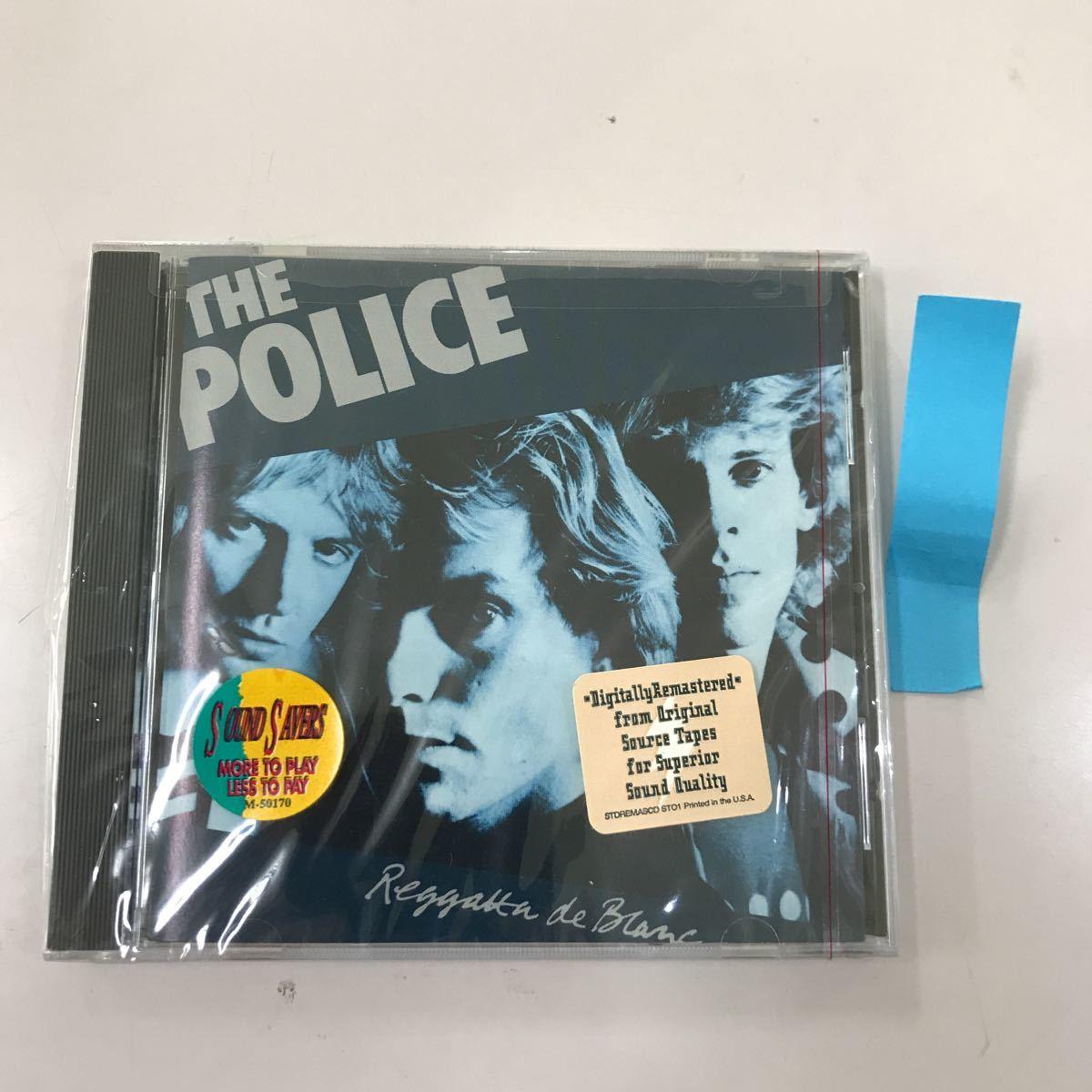 CD 輸入盤未開封【洋楽】長期保存品 THE POLICE