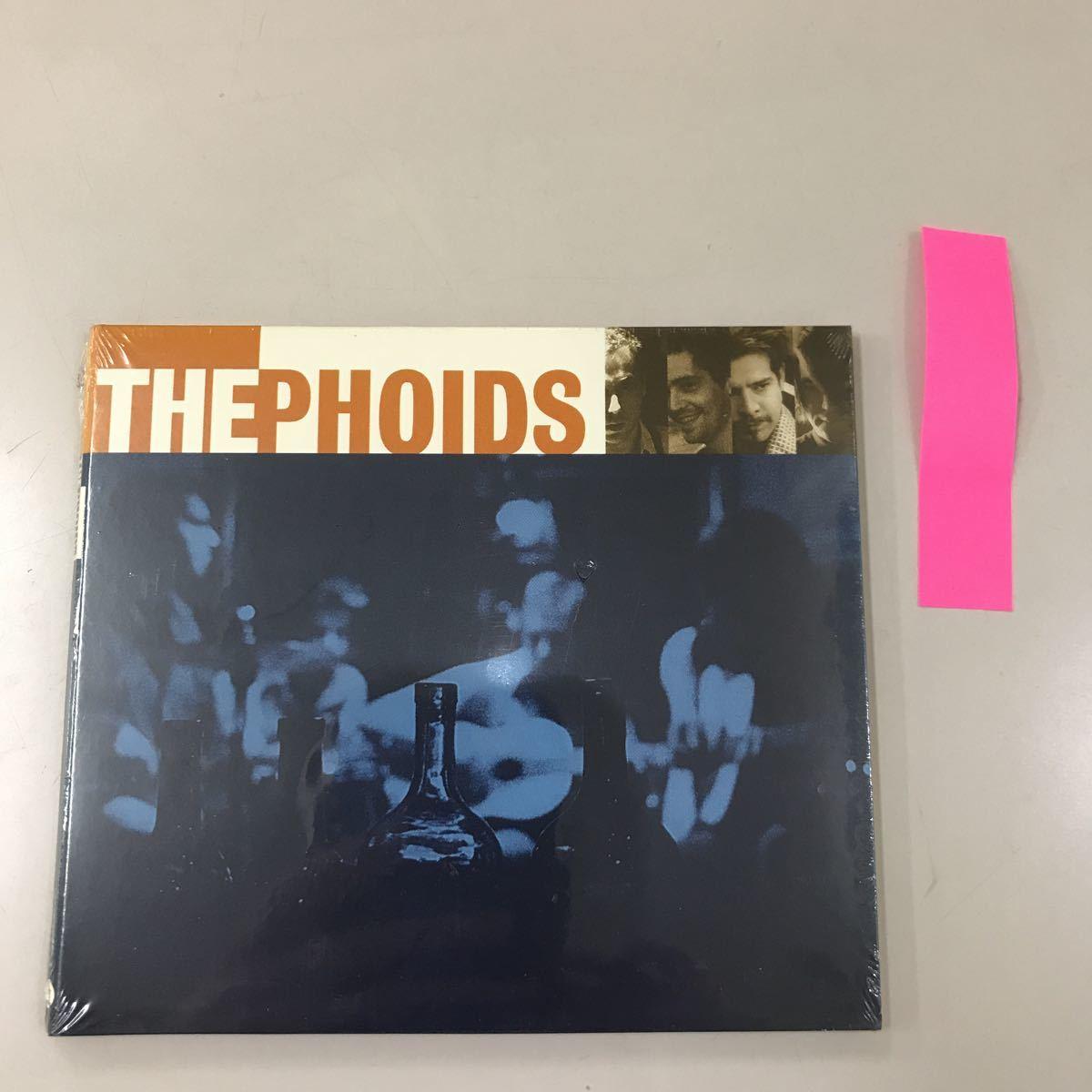 CD 輸入盤未開封【洋楽】長期保存品 THE PHOIDS