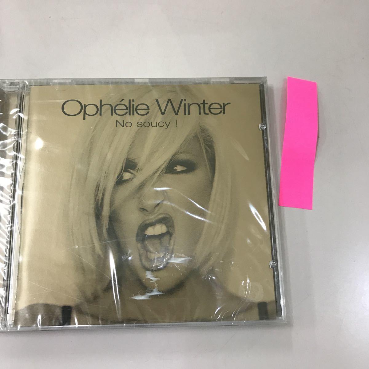 CD 輸入盤未開封【洋楽】長期保存品 mphelie winter