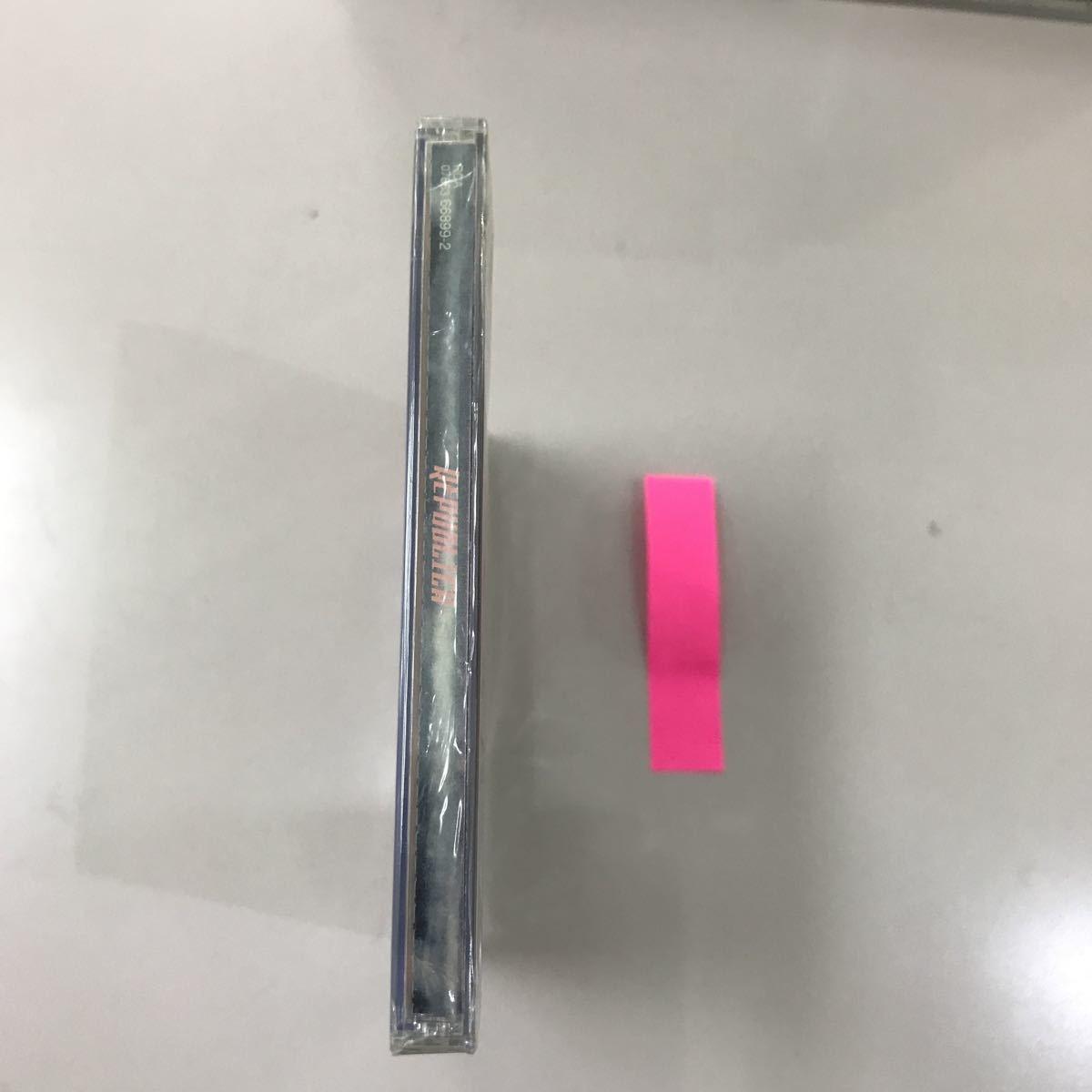 CD 輸入盤未開封【洋楽】長期保存品 REPUGLICA