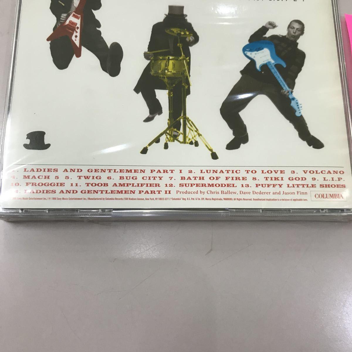 CD 輸入盤未開封【洋楽】長期保存品 THE PRESIDENTS