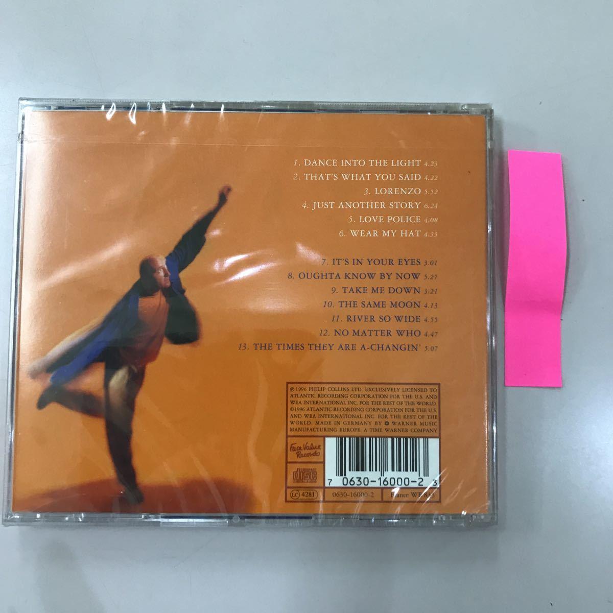 CD 輸入盤未開封【洋楽】長期保存品 PHIL COLLINS