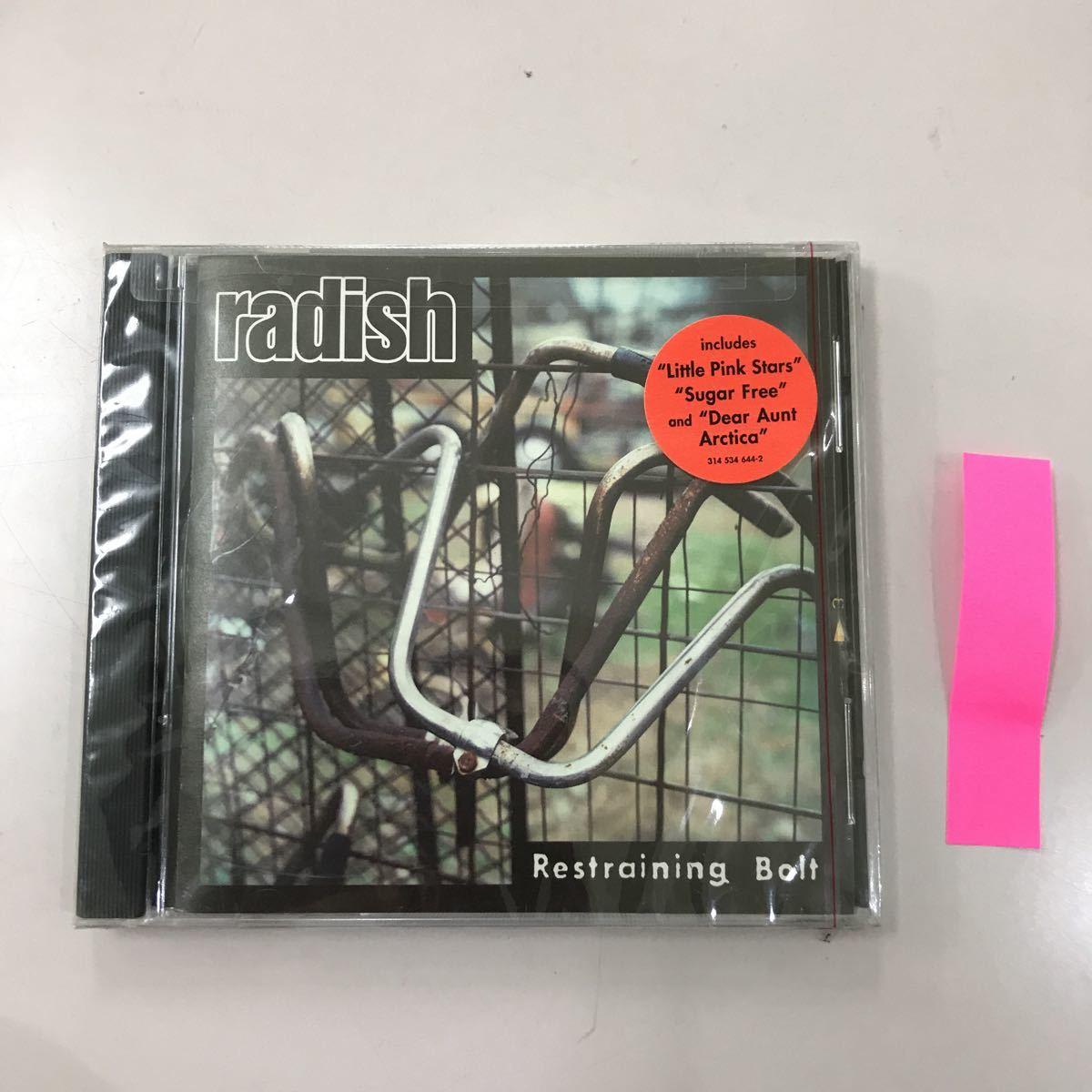 CD 輸入盤未開封【洋楽】長期保存品 RADISH