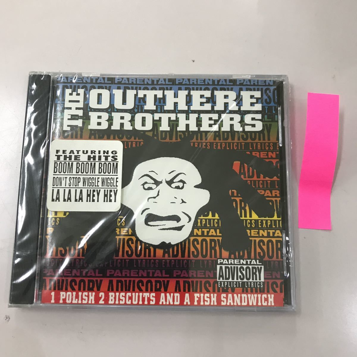 CD 輸入盤未開封【洋楽】長期保存品 THE OUTHERE BROTHERS