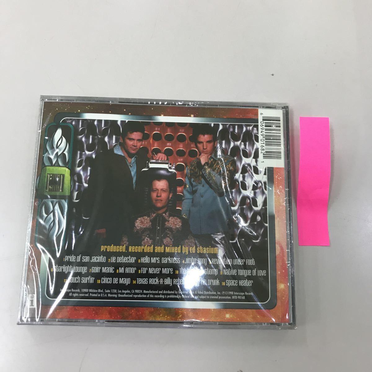 CD 輸入盤未開封【洋楽】長期保存品 REVEREND HORTON HEAT