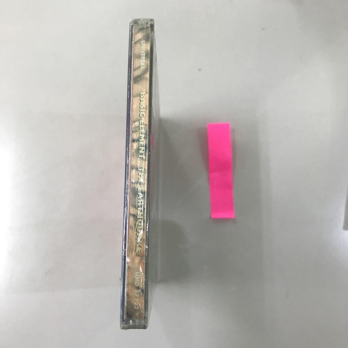 CD 輸入盤未開封【洋楽】長期保存品 BASIC ELEMNT