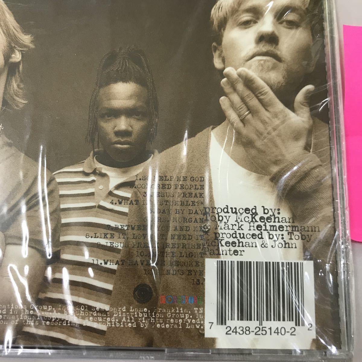 CD 輸入盤未開封【洋楽】長期保存品 DC TALK