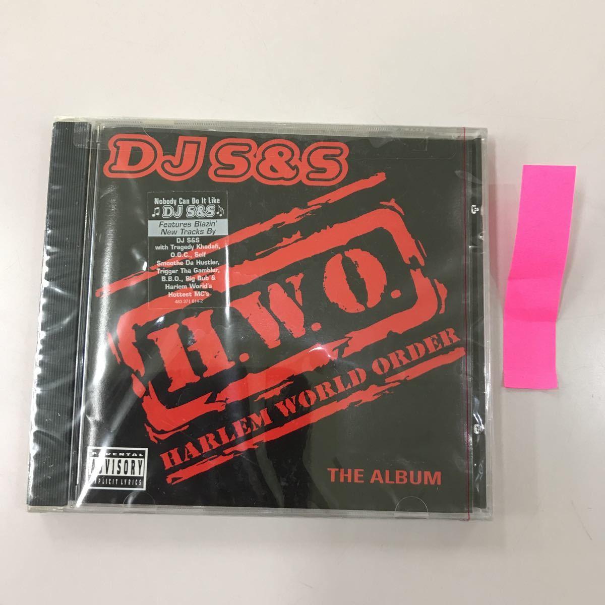 CD 輸入盤未開封【洋楽】長期保存品 DJ S&S