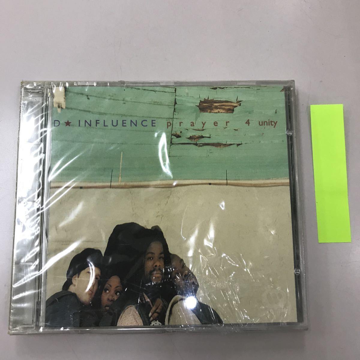 CD 輸入盤未開封【洋楽】長期保存品 D☆INFLUENCE