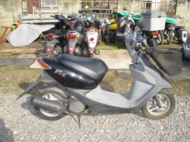 「ジャンク パーツどり 現状車 HONDA スマートDio 50㏄ スクーター」の画像1