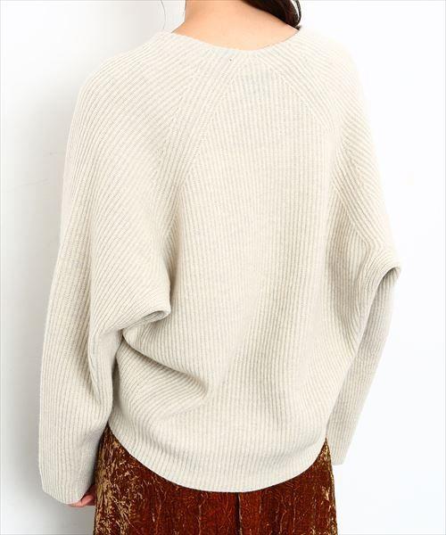 ◆アダムエロペ  ADAM ET ROPE'  ふんわり セーター_画像8