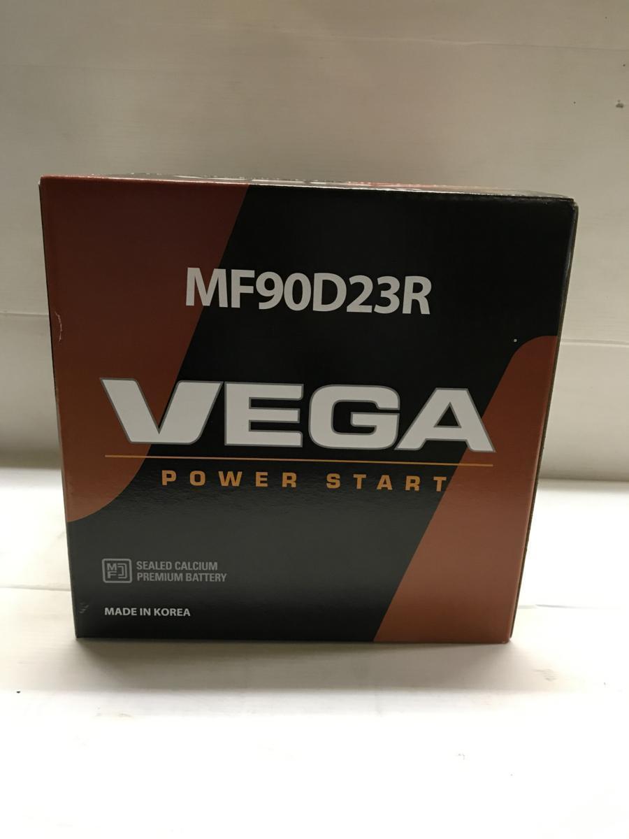 VEGA 90D23Rバッテリー メンテナンス不要 液補充無し 80D23R/75D23R/65D23R互換_画像1