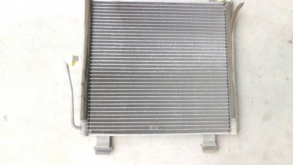 スズキKei ターボ 4WD TA-HN22S コンデンサー 平成15年 原動機 K6A 5速 ABS _画像1