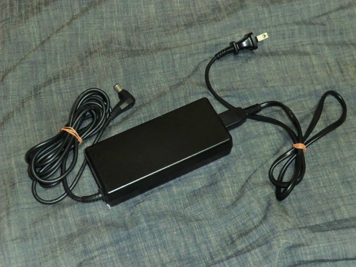 SONY ノートパソコン用 ACアダプター PCGA-AC19V2 AC100~240 DC19.5V Φ5.9mm 即決 送料無料 #97