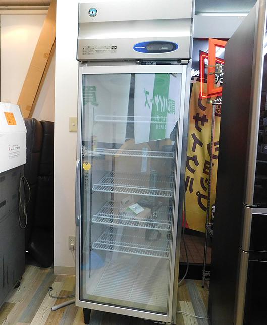函館市引取り歓迎 美品 HOSHIZAKI ホシザキ リーチイン 冷凍ショーケース FS-63XT3-1 2011年頃 単相100V/三相200V_画像1