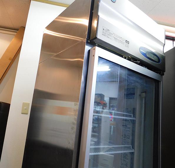 函館市引取り歓迎 美品 HOSHIZAKI ホシザキ リーチイン 冷凍ショーケース FS-63XT3-1 2011年頃 単相100V/三相200V_画像5