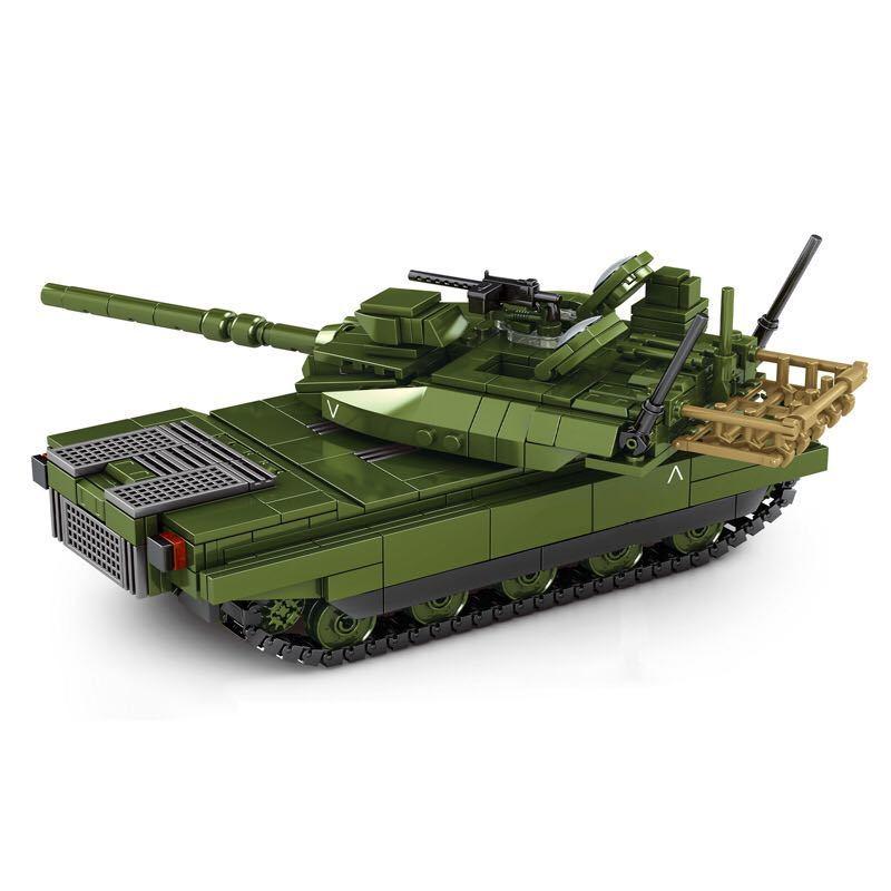 10式主力戦車 ミニフィグ レゴ 互換 LEGO 互換 テクニック フィギュア 陸上自衛隊 type10 main タンク 806pcs_画像4