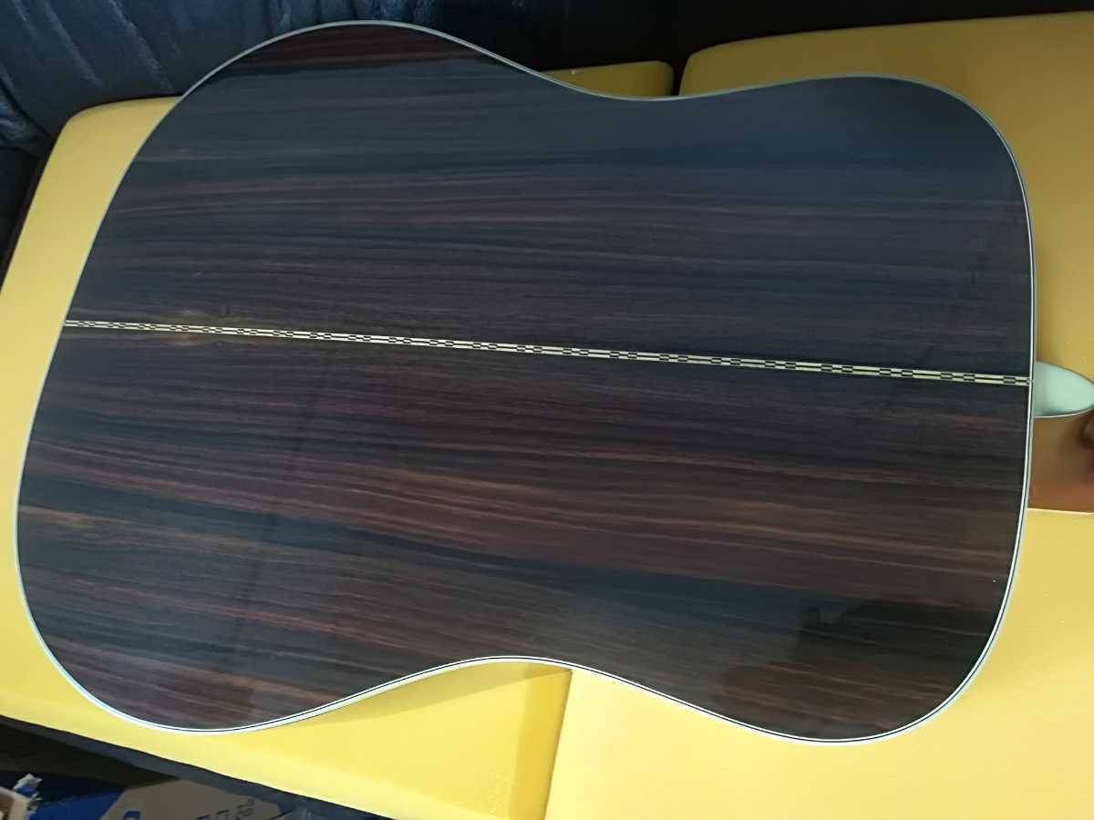 (稀少、コレクション)Morris 縦ロゴ アコースティックギター W-30 / モーリス ジャパンヴィンテージケース付き (中古現状)_画像5