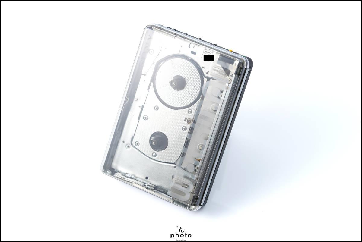 ★美品・動作〇★ SONY ソニー WALKMAN ポータブルカセットプレーヤー WM-504_画像6
