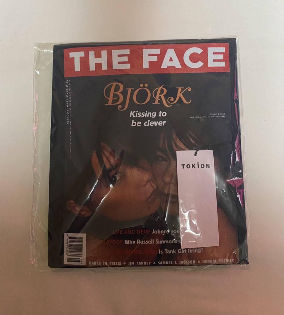 新品 FRAGMENT DESIGN × THE FACE | THE FACE COVER T 02 シークエル FRAGMENT デニム フラグメント ダブルタップス ネイバーフッド_画像5