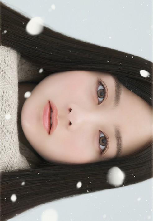 橋本環奈_9 女優 KGサイズ写真10枚(ハガキサイズ102mm×152mm)_画像6