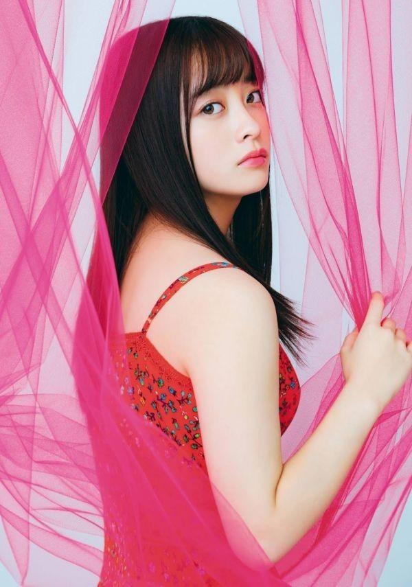 橋本環奈_9 女優 KGサイズ写真10枚(ハガキサイズ102mm×152mm)_画像3
