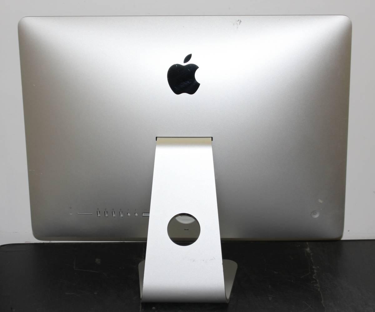 アップル A1418 IMAC Core i5 2.90Ghz 16GB Fusion Drive 1128GB WiFi BT カメラ 21.5インチ★OS Sierra★Late 2013★★_外観傷、シール跡、汚れなど