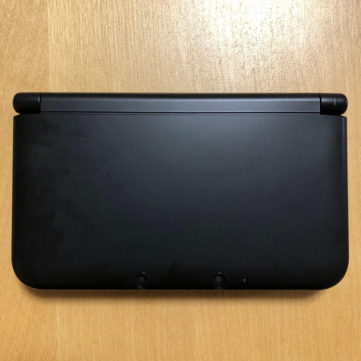 ニンテンドー3DS LL 本体 ブラック
