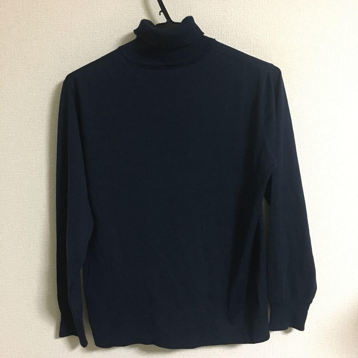 ラコステ タートルネック 長袖シャツ サイズ2