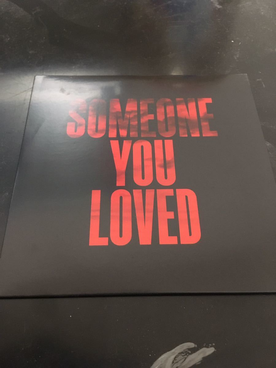 Lewis Capaldi Someone You Loved CD Single