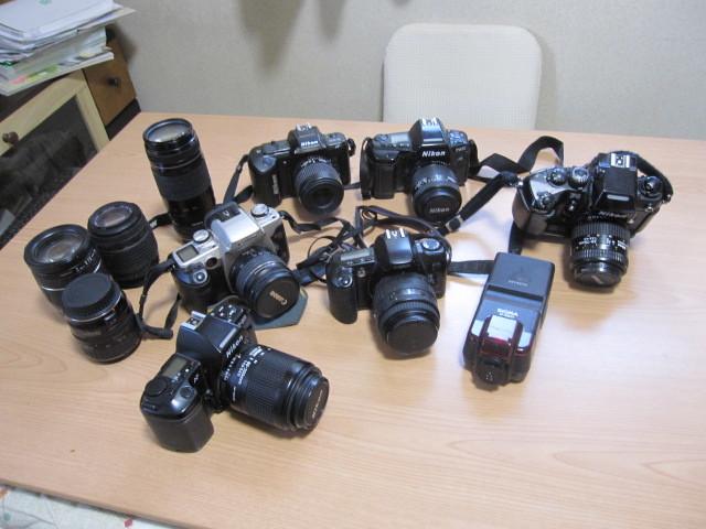 カメラその他大量セット_画像1