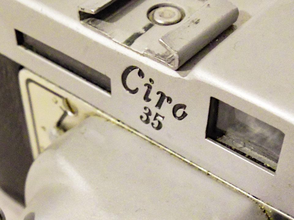 【中古/稀少/ジャンク】グラフレックス シロ35〈グラフター50mm f3.5搭載〉 : Graflex Ciro 35〈with GRAFTAR 50mm f3.5〉_画像9
