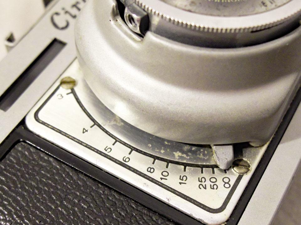 【中古/稀少/ジャンク】グラフレックス シロ35〈グラフター50mm f3.5搭載〉 : Graflex Ciro 35〈with GRAFTAR 50mm f3.5〉_画像7