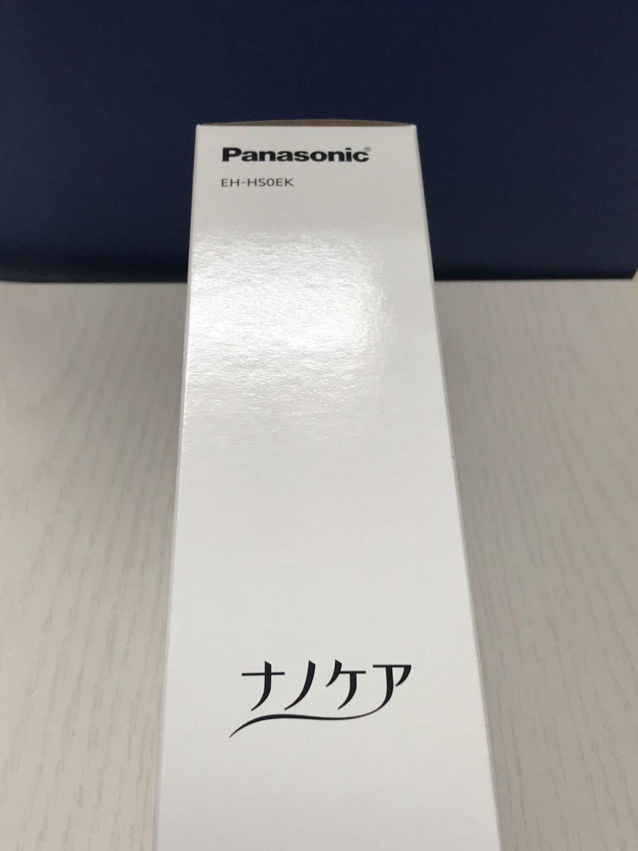 パナソニック EH-HSOEK ストレートアイロン ナノケア プロモテル